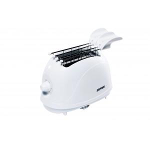Tostapane Zephir 750W Bianco