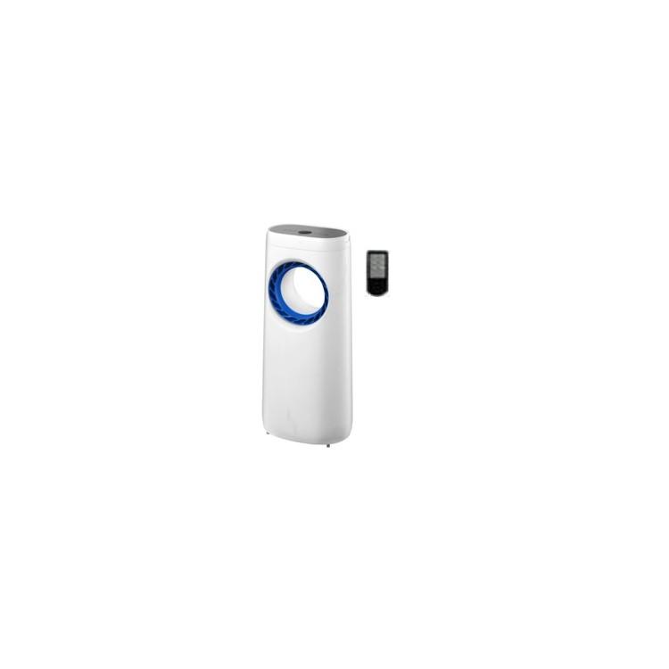 Zephir Raffrescatore Ionizzatore ad acqua Potenza 80W 3 Velocità 4 Funzioni