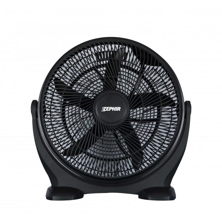 Zephir Ventilatore Ad Alta Velocità da Pavimento - Pala 40cm - 3 Velocità - Potenza 50W